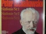 Sinfonie Nr. 1/ Sinfonie Nr. 2/ Sinfonie Nr. 3 - Tchaikovsky / Russian State Symphony Orchestra, Svetlanov
