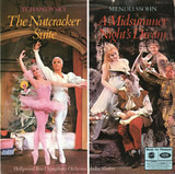 The Nutcracker Suite / A Midsummer Night's Dream - Tchaikovsky / Mendelssohn