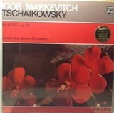 Manfred - Pyotr Ilyich Tchaikovsky / Igor Markevitch , The London Symphony Orchestra