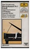 Klavierkonzert Nr. 1 / 5 Préludes - Pyotr Ilyich Tchaikovsky