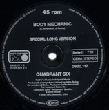 Body Mechanic - Quadrant Six