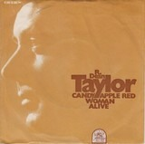 Candy Apple Red / Woman Alive - R. Dean Taylor