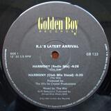 Harmony - R.J.'s Latest Arrival