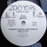 (Aerobic Dancin) Keep Dancin - R.J.'s Latest Arrival