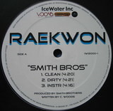 Smith Bros / Uncle - Raekwon