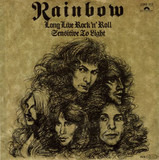 Long Live Rock 'N' Roll / Sensitive To Light - Rainbow