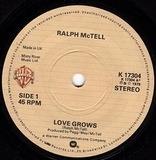 Love Grows - Ralph McTell