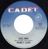 Soul Man / Struttin' Lightly - Ramsey Lewis