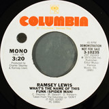 What's The Name Of This Funk (Spider Man) - Ramsey Lewis