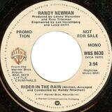 Rider In The Rain - Randy Newman