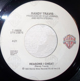 Reasons I Cheat / 1982 - Randy Travis