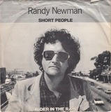 Short People / Rider In The Rain - Randy Newman
