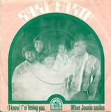 (I Know) I'm Losing You / When Joanie Smiles - Rare Earth
