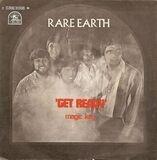Get Ready / Magic Key - Rare Earth