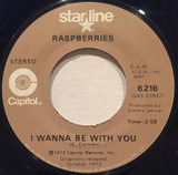 I Wanna Be With You / Let's Pretend - Raspberries