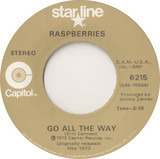 Go All The Way / Tonight - Raspberries