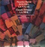 Bolero / La Valse / La Mer,, Concertgebouw-Orch Amsterdam, van Beinum - Ravel / Debussy