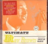Ultimate Ray Brown - Ray Brown