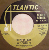 What'd I Say - Ray Charles And His Orchestra