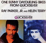 One Sunny Day / Dueling Bikes From Quicksilver - Ray Parker Jr. and Helen Terry