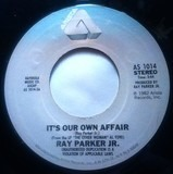 It's Our Own Affair / Just Havin' Fun - Ray Parker Jr.