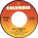 3/4 Time / You Feel Good All Over - Ray Charles