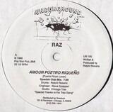 Amour Pueto Riqueño (Puerto Rican Lover) - Raz