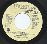 Friends / Anywhere There's A Jukebox - Razzy Bailey