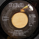 Poor Boy / What Time Do You Have To Be Back To Heaven - Razzy Bailey