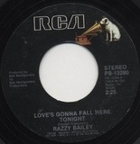 Love's Gonna Fall Here Tonight - Razzy Bailey