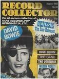 No.48 / AUG. 1983 - David Bowie - Record Collector