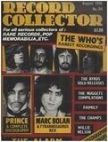 No.84 / AUG. 1986 - The Who - Record Collector