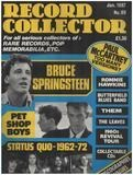 No.89 / JAN. 1987 - Bruce Springsteen - Record Collector