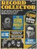 No.91 / MAR. 1987 - Elvis Presley - Record Collector