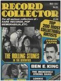 No.93 / MAY. 1987 - The Rolling Stones - Record Collector