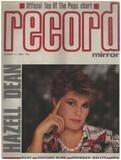 AUG 11 / 1984 - Hazell Dean - Record Mirror
