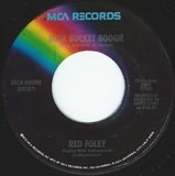 Milk Bucket Boogie / Salty Dog Rag - Red Foley