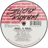 Go On Move (The Remixes) - Reel 2 Real