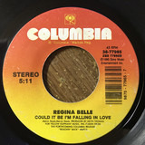 Could It Be I'm Falling In Love - Regina Belle