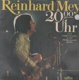 20.00 Uhr - Reinhard Mey