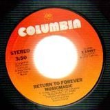 Musicmagic / When Love Is New - Return To Forever
