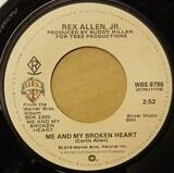 Me And My Broken Heart - Rex Allen Jr.