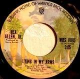 Lying In My Arms - Rex Allen Jr.