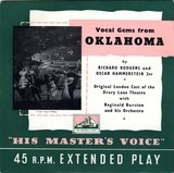 Vocal Gems From Oklahoma - Richard Rodgers And Oscar Hammerstein II - Reginald Burston And His Orchestra