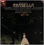 Arabella - Richard Strauss - Chor Der Bayerischen Staatsoper , Bayerisches Staatsorchester , Wolfgang Sawallis