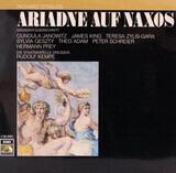 Ariadne Auf Naxos (Grosser Querschnitt) - Richard Strauss - Gundula Janowitz , James King , Teresa Żylis-Gara , Sylvia Geszty , Theo Adam , P