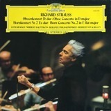 Oboenkonzert D-Dur / Hornkonzert Nr. 2 Es-Dur - Richard Strauss (Karajan)