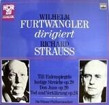 Till Eulenspiegels Lustige Streiche Op. 28, Don Juan Op. 20, Tod Und Verklärung Op. 24 - Richard Strauss