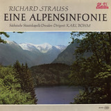 Eine Alpensinfonie - Richard Strauss