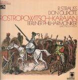 Don Quixote, Rostropowitsch + Karajan - Richard Strauss
